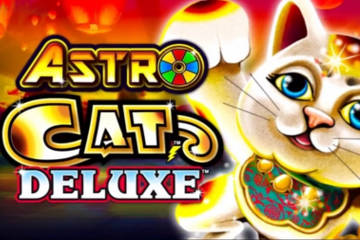 Astro Cat Deluxe slot free play demo