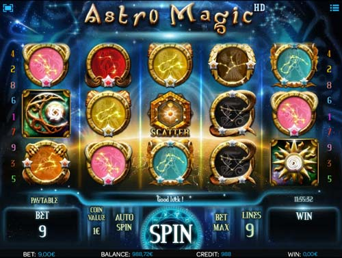 Astro Magic slot