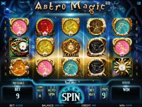 Astro Magic slot