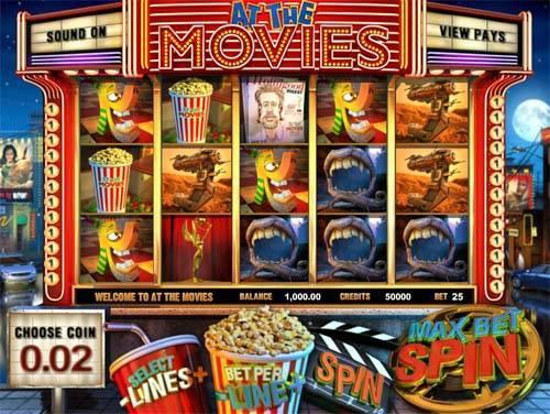 At The Movies slot free play demo