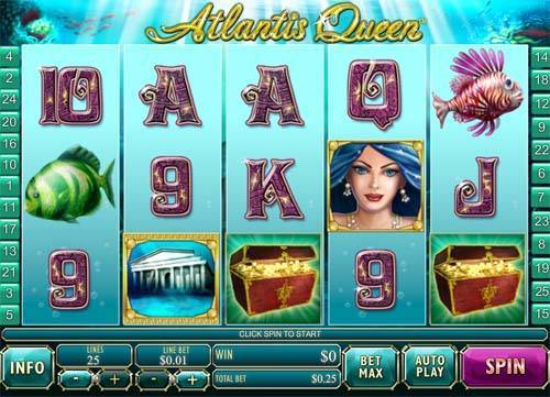 atlantis queen casino slots