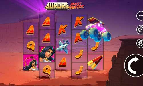 Aurora Beast Hunter Videoslot Screenshot