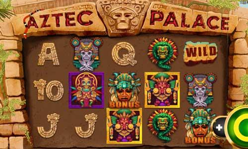 Aztec Palace Videoslot Screenshot