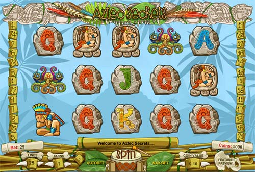 Aztec Secrets slot