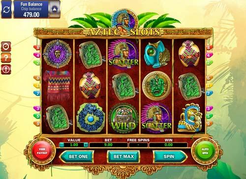 Free online aztec slot games