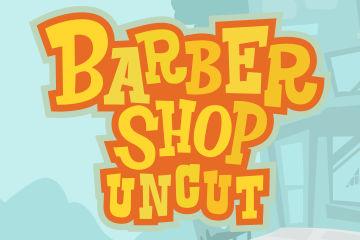 Barber Shop Uncut logo