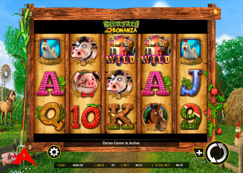 Crazy Goose Slot - Play Ainsworth Casino Games Online