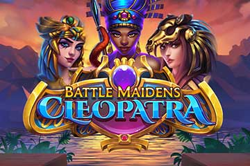 Battle Maidens Cleopatra slot free play demo