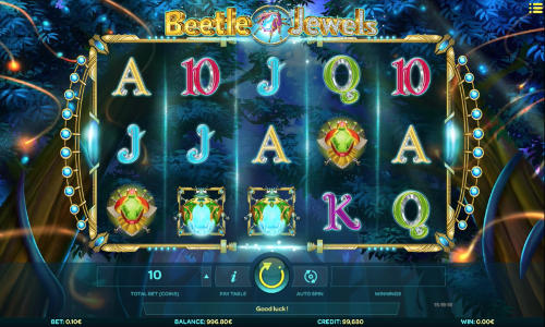 Beetle Jewels Slots - Play this Game by iSoftbet Online