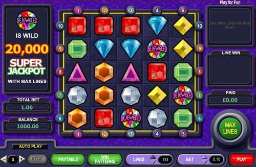 bejeweled slots game