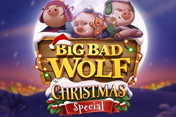 Big Bad Wolf Christmas slot free play demo
