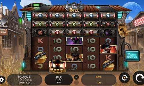 Big Bounty Bill slot