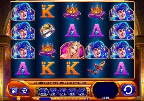 Black Knight 2 slot