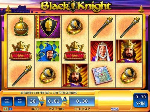 Black Knight Slot Williams Interactive Free Play Demo Review