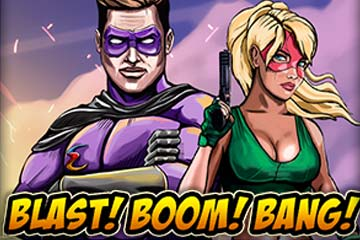Blast Boom Bang Slot - Play Now for Free or Real Money