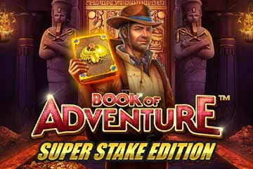 Book of Adventure Super Stake Edition slot