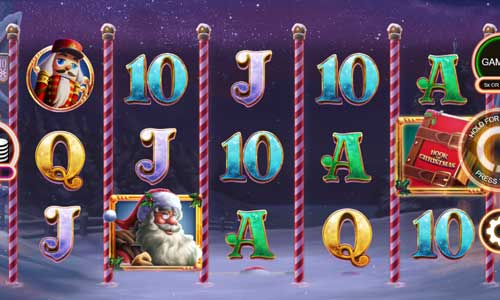 Book of Christmas slot