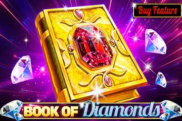 Book of Diamonds slot free play demo