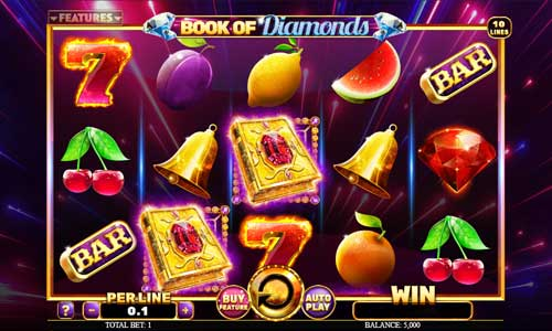 Book of Diamonds slot