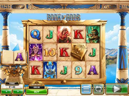 book of gods casino