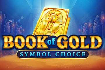 Book of Gold Symbol Choice slot free play demo