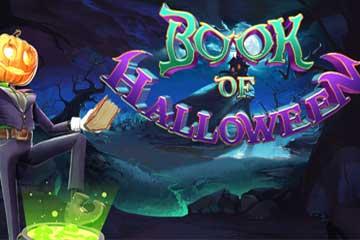 Book of Halloween slot free play demo