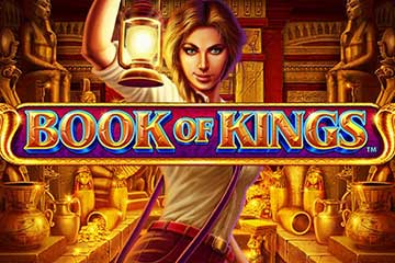 Book of Kings slot free play demo