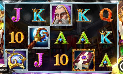 Book of Merlin slot