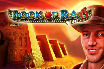 Book of Ra Deluxe 6 slot free play demo