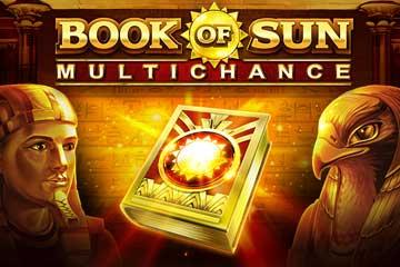 Book of Sun Multichance slot free play demo