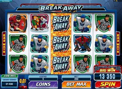 Break Away - Rizk Casino