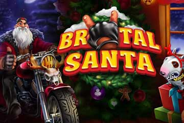 Brutal Santa slot free play demo