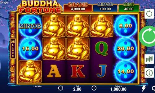 Buddha Fortune slot