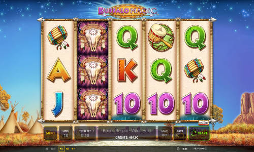 Latest best buffalo magic novomatic casino slots villa estates