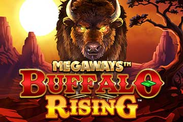 Buffalo Rising Megaways slot free play demo