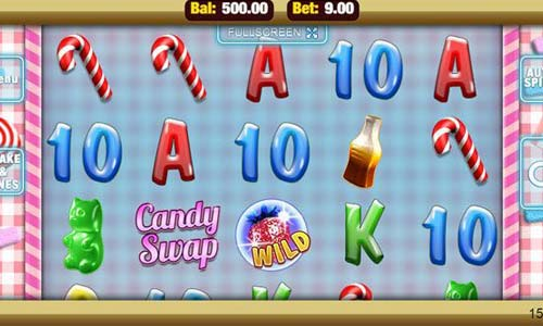Candy Swap slot free play demo