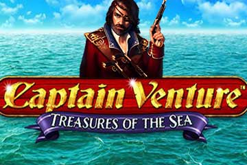 Captain Venture Treasures of the Sea slot