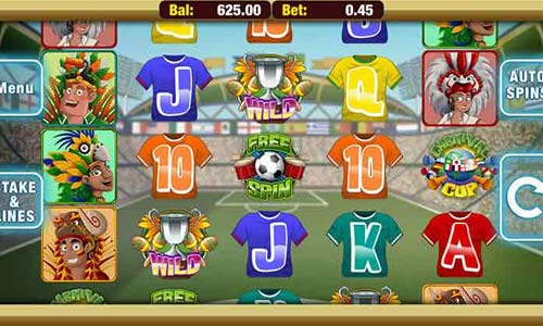 Carnival Cup slot free play demo