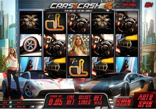 car cash games