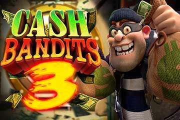 Cash Bandits 3 slot free play demo