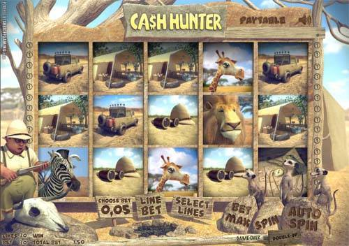 Cash Hunter slot