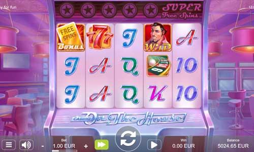 Casino On the House Videoslot Screenshot