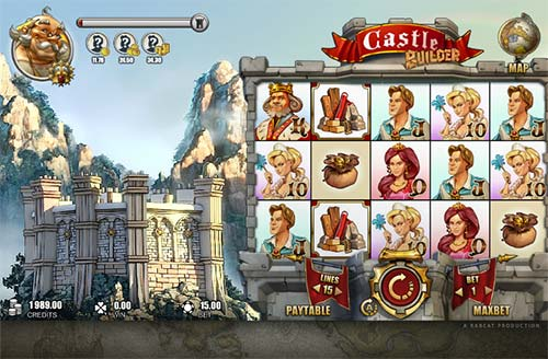 Castle Pursuit Instant Win Games - Play it Now for Free