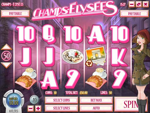 Champs Elysees Slot - Play Online Video Slots for Free