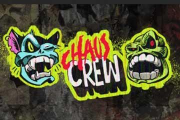 Chaos Crew slot free play demo