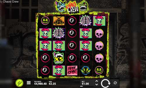Chaos Crew slot