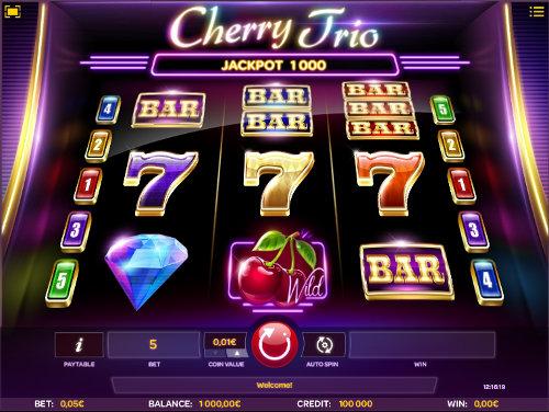 Cherry Trio slot