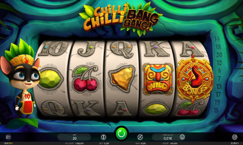 Chilli Chilli Bang Bang slot