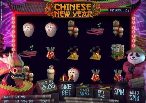 Chinese New Year slot