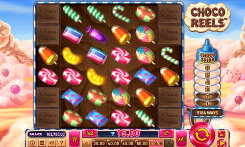 choco reels slot overview and summary